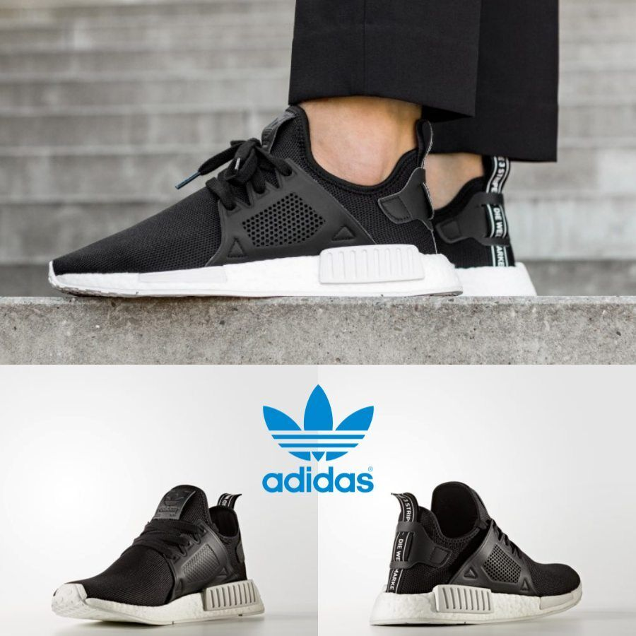 faaaf6f937 Adidas Unisex Original NMD XR1 Runner Black White White BY9921 Size 4-11  Limited. black. WHY US
