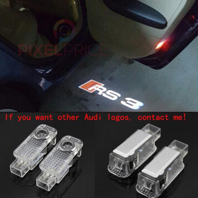 Under Door Puddle Lights Audi Rs3