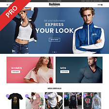 Clothing Store Dropshipping Website Business Automated Amp Newbie Friendly