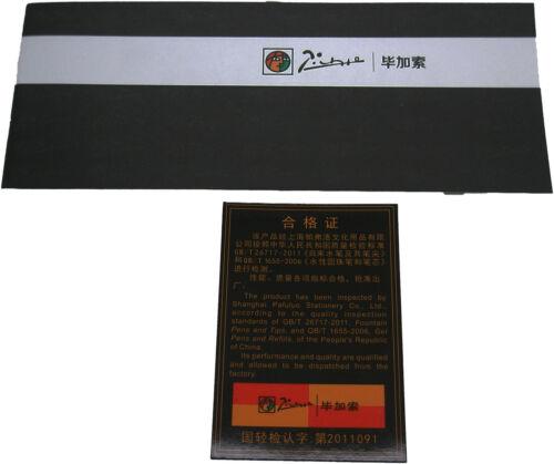 Estilografica Pluma PICASSO 608 con Convertidor Color Blanco Plumin Acero 4266