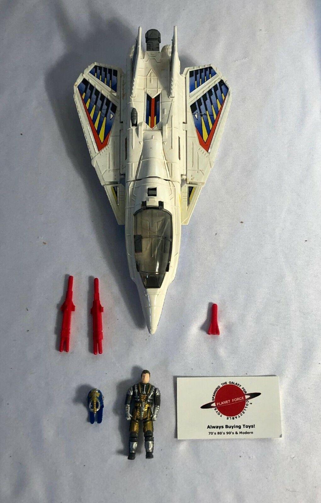 1987 Meteor & Ace Riker completa Vintage M.a.s.k Kenner vehículo