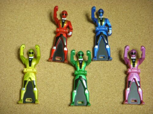 Gokaiger Set Of Keys DX Metallic painting specification Power Rangers BANDAI