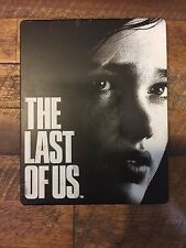 The Last of Us Steelbook with Game from Post Pandemic Edition Playstation 3 PS3