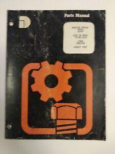Dresser-Engine-Model-D240T-Used-in-Model-TD-8G-125G-Form-EM8125G-August-1987