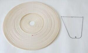 Isamu-Noguchi-Akari-21A-For-Replacement-Shade-Metal-Frame-Pendant-lamp-Japan