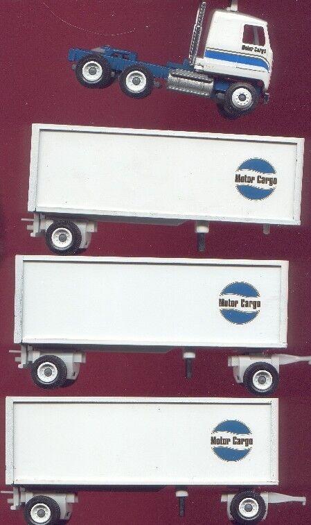 Moteur Cargo triples'88 WINROSS Camion