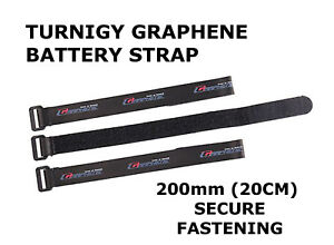Turnigy-RC-Graphene-200mm-20cm-Strong-Secure-Lipo-Battery-Adjustable-Strap-UK