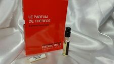 Frederic Malle Le Parfum de Therese and Une Rose perfume samples