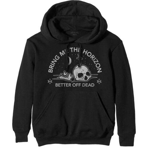 Happy Song Bring Me The Horizon Unisex Pullover Hoodie
