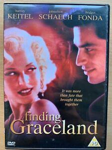 Finding-Graceland-DVD-1998-Memphis-Elvis-Presley-Road-Trip-Comedia-Pelicula