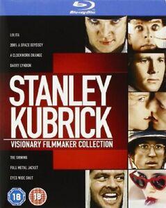 Stanley-Kubrick-Visionary-Filmmaker-Collection-Blu-ray-1962-Region-Free