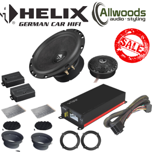 Details about Vauxhall Insignia Upgrade Helix S62C + Vibe micro+Plug & Play  Harness+Adapters
