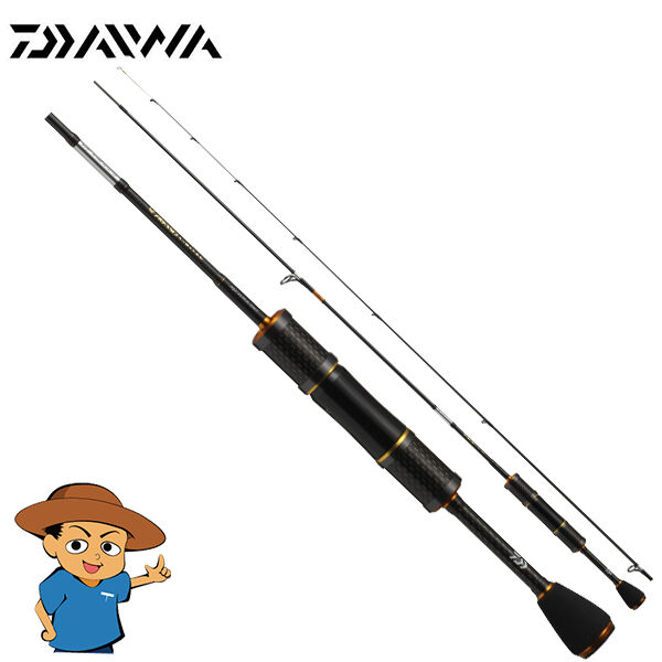 Daiwa PRESSO-LTD AGS 62XULSMTT J Extra Ultra Light 6'2