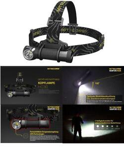 Nitecore LED Stirnlampe HC30-1000 Lumen