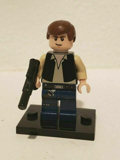 LEGO STAR WARS Minifigure HAN SOLO From Set 7965