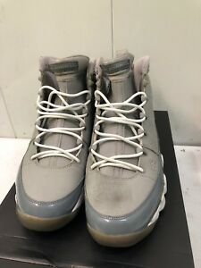 the latest 1edeb 1f007 Image is loading AIR-JORDAN-9-RETRO-COOL-GREY-2012-RELEASE-