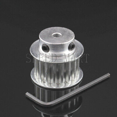HTD3M70T Aluminum Timing Belt Pulley 70 Teeth 8mm Bore 16mm width Stepper Motor