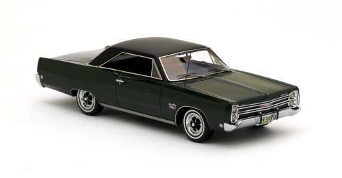 Plymouthury Sport Top negro   verde Metal 1   43 Neo 1968