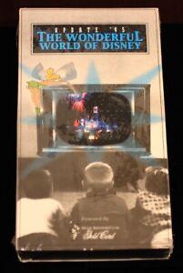 VHS-Wonderful-World-of-Disney-Walt-PROMOTIONAL-Video-MINT-1995-Disneyland-WDW
