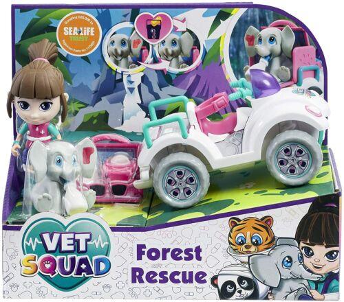 Vet Squad-Forêt de sauvetage