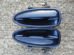 Jdm Honda Acura Integra 94 01 Db6 Db8 Rear Driver Side Door Handle R L Oem Ebay