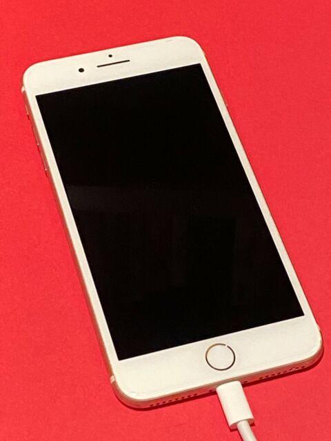 Apple iPhone 7 Plus - 128GB - Rose Gold (Unlocked) A1661 (CDMA + GSM)