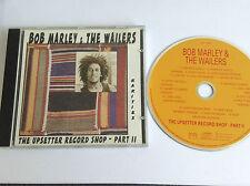 3307514404421 Upsetter Record Shop Part 2 by Bob Marley RARE CD 1992