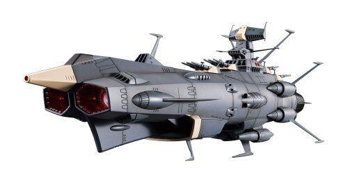 Nuovo Soul Of Chogokin Gx-58 Terra Defense Force Nave Spaziale Ammiraglia