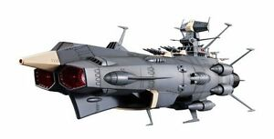 Nouveau Soul Of Chogokin Gx-58 Terre Defense Force Flagship Andromède Bandai F/