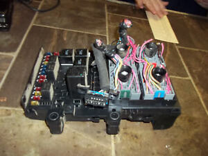 97 Dodge Caravan Fuse Box - Wiring Diagrams