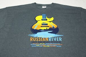 RUSO-River-JAZZ-amp-Azules-Festival-GARY-CLARK-BONEY-James-2xl-Talla-Camiseta