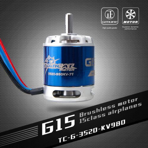 TomCat  G15 3520-KV980 Brushless Motor+Skylord-50A ESC
