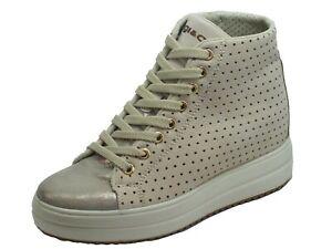 Chaussures Bottines Igi&co Femme Printemps Été 5159811 Compensé Interne