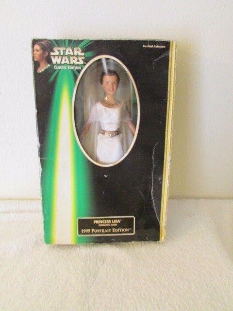 Star Wars Classic Edition(Princess Leia) 1999 Portait Edition-1998  Hasbro Hasbro Hasbro 834a91