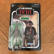 Kenner Star Wars The Vintage Collection Lando Calrissian Skiff Guard Action Figure