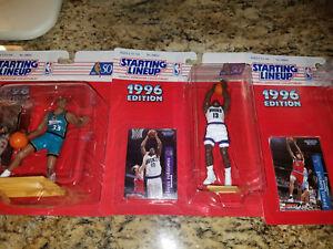 1994   Starting Lineup NBA  Alonzo Mourning