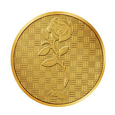 RSBL eCoins 2 gm Gold Coin 24kt purity 995 Fineness-WITH TAX INVOICE