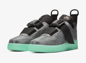 Nike Air Force 1 Utility QS Odell Beckham Jr OBJ Green Glow Men's shoes Size 10