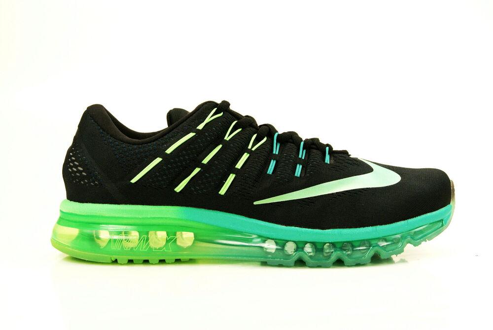 Nike Air Max 2016 Sneaker Chaussures De Course Homme Chaussures De Sport Chaussures Homme Course 806771- dc5d83