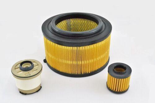 Ford Ranger Pickup T64 2.2TD 16V T65 3.2TD 20V Engine Filter Kit 2011/>ON