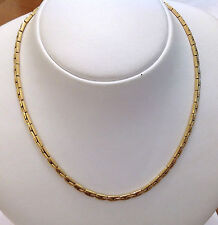 GIROCOLLO D'EPOCA IN ORO GIALLO 18KT - 18KT SOLID GOLD VINTAGE NECKLACE