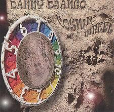 Audio CD: Cosmic Wheel, Danny Django. Good Cond. . 783707069203