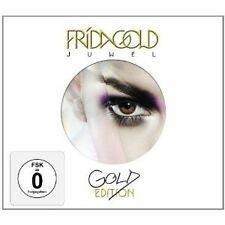 "FRIDA GOLD ""JUWEL"" CD+DVD NEU"