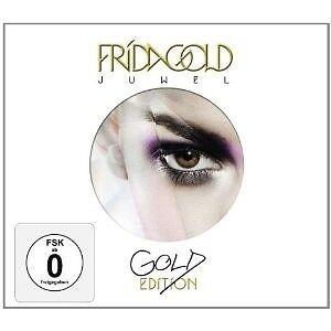 FRIDA-GOLD-034-JUWEL-034-CD-DVD-NEU