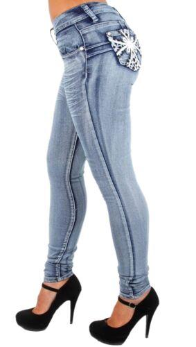 Skinny Jeans Colombian Design Levanta Cola Butt Lift