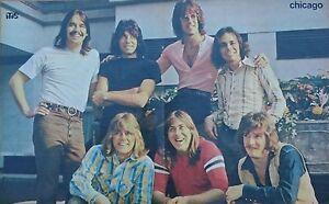 CHICAGO-POSTER-MUZIEK-EXPRES-1970
