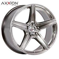 """19"""" Alufelgen Axxion AX7 Concave Style Anthrazit für Mercedes CLK 209 W209"""