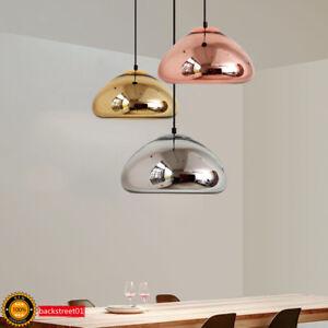 Tom dixon void copper brass bowl mirror glass bar art pendant lamp image is loading tom dixon void copper brass bowl mirror glass aloadofball Choice Image