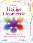 Heilige Geometrie von Sonja Raatz (2013, Buch)