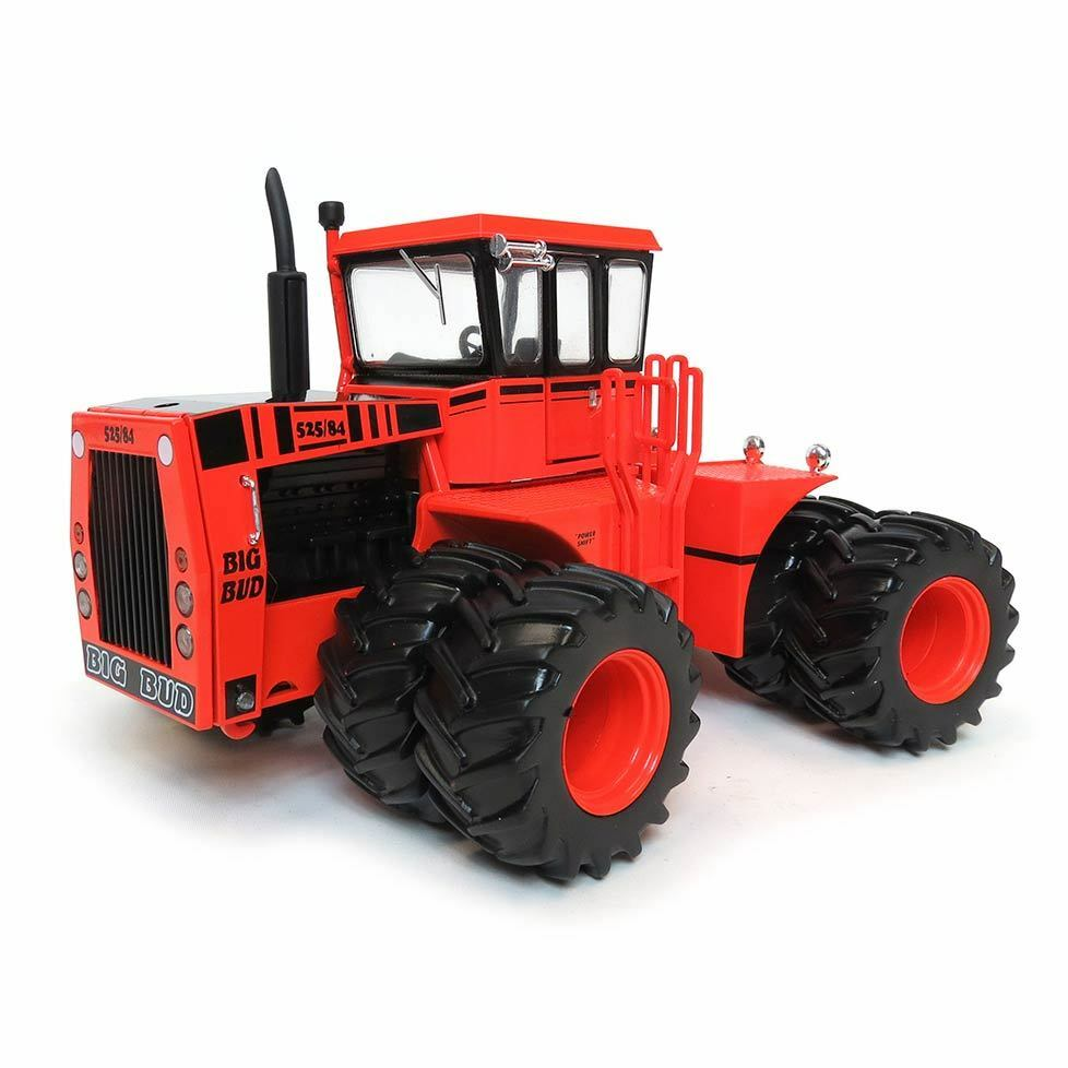 3rd IN SERIES, 1 32ND BIG BUD 525 84 CRUISER CAB WITH Duals 50003